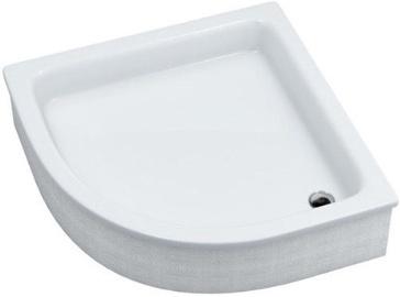 Schaedler Bali Shower Tray 80x26x80 White
