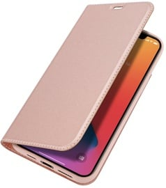 Dux Ducis Skin Pro Bookcase For Apple iPhone 12 Pro Max Pink