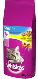 Whiskas Sterile w/ Chicken 14kg