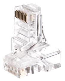 Netrack Modular Plug UTP Cat5e RJ45 x 100