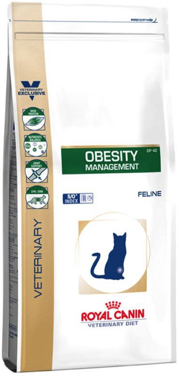 Royal Canin Obesity Cat Dry Food 3.5kg