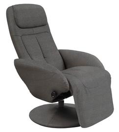 Кресло Halmar Optima 2 Grey, 77x80x101 см