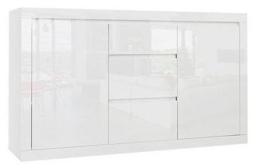 Kummut Tuckano Sparkle White, 155x40x90 cm