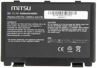 Mitsu Battery For Asus F82/K40/K50/K60/K70 4400mAh