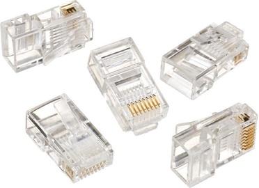 Gembird 8P8C Modular Plug CAT5 UTP 50pcs. LC-8P8C-001/50