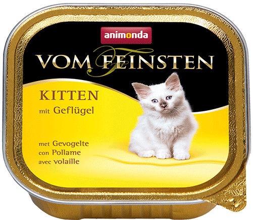 Animonda Vom Feinsten Kitten Poultry 100g