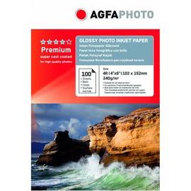 AgfaPhoto Premium Glossy Photo Inkjet Paper A6 100pcs