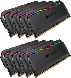 Corsair Dominator Platinum RGB 128GB 3600MHz CL18 DDR4 KIT OF 8 CMT128GX4M8X3600C18
