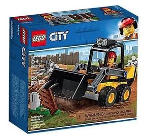 Konstruktor LEGO® City 60219 Ehituslaadur