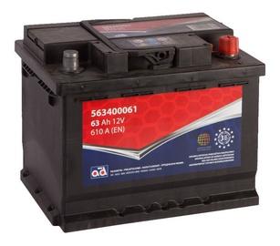 AD Baltic 563400061 Starter Battery 63Ah