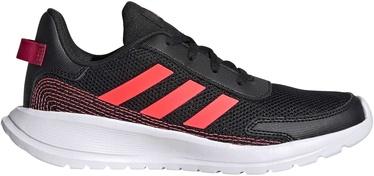 Adidas Kids Tensor Run Shoes FV9445 Black/Pink 38 2/3