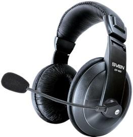 Sven AP-860MV Headphones w/Microphone Black