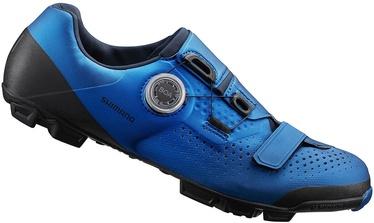 Jalgrattakingad Shimano MTB SH-XC501, sinine, 44