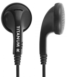 Esperanza Titanum Stereo Earphones TH108 Black