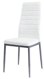 Söögitoa tool Signal Meble Bis H261 White, 1 tk