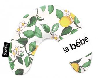 La Bebe Mimi Nursing Cotton Pillow Lemon Tree 3328