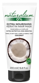 Juuksemask Naturalium Coconut, 200 ml