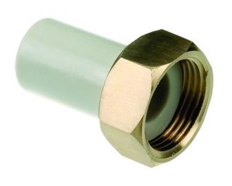 Üleminek PPR 20mm 1/2 sisekeermega pikk