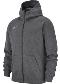 Nike JR Sweatshirt Team Club 19 Full-Zip Fleece AJ1458 071 Dark Gray XS