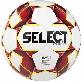 Select Select Tempo TB IMS 2019 Ball White/Red Szie 5