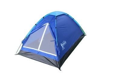 Kahekohaline telk Royokamp Igloo 100202, sinine