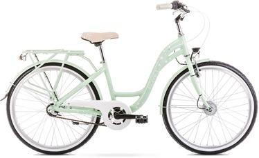 """Jalgratas Romet Panda 2.0 Green 2020, 13"""", 24"""""""