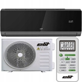 Elit INV-12RB WiFi Air Conditioner Black