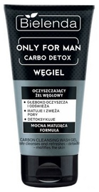 Bielenda Only For Man Carbo Detox Charcoal Cleansing Gel 150ml