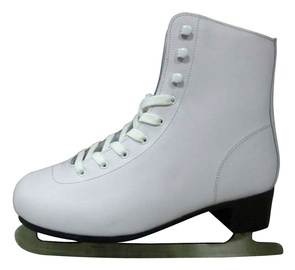 SN Women Ice Skates PW-215 White 40