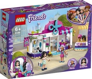 Konstruktor LEGO® Friends 41391 Heartlake'i linna juuksurisalong
