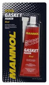 Tihendisilikoon autodele Mannol 9914, 85g punane