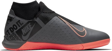 Nike Phantom VSN Academy DF IC AO3267 080 Black/Bright Mango 45