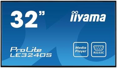 Монитор Iiyama LE3240S-B2, 31.5″, 8 ms