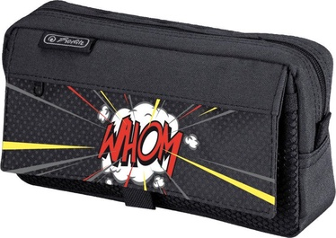 Herlitz Pencil Pouch With 2 Add.Bags Comic Whom