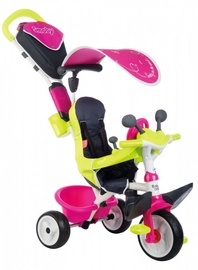 Smoby Baby Driver Comfort Tricycle Pink