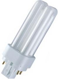 Osram Dulux D/E Lamp 13 W G24q-1
