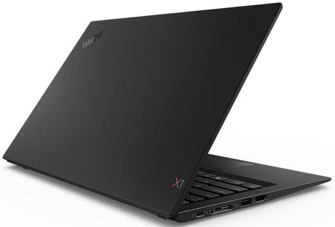 Lenovo ThinkPad X1 Carbon 6th Gen Black 20KG004JMH