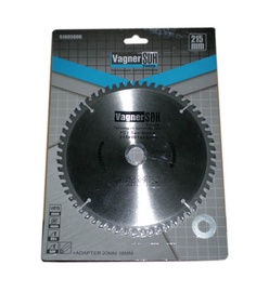 Saeketas Vagner SDH 215mm, Z60, alumiiniumile