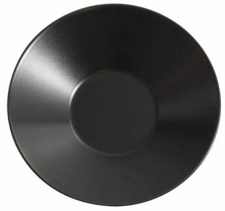 Viejo Valle The Reserve Soup Plate 23cm Black