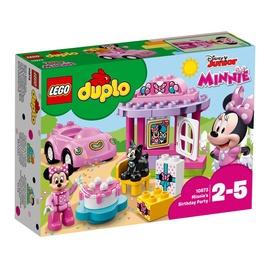 Konstruktor LEGO Duplo, Minni sünnipäevapidu 10873