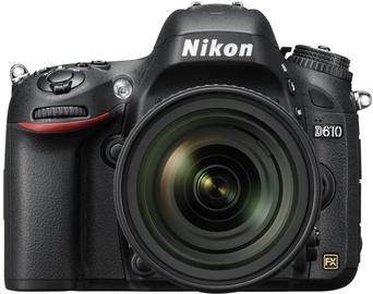 Nikon D610 + 24-120mm f/4G ED VR