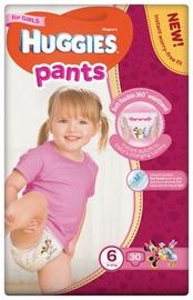 Huggies Pants Girls JP6 15-25kg 30pcs