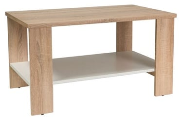 Signal Meble Lara Table 90x55cm Sonoma Oak