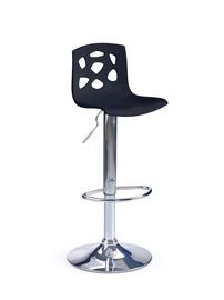 Барный стул Halmar H-48 Black, 1 шт.