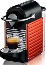 Nespresso Pod Coffee Machine C61 Pixie XN3045 Electric Red