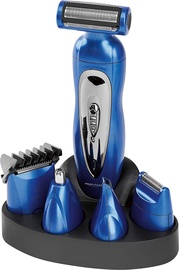 ProfiCare Body Groomer / Hair Trimmer Set PC-BHT 3015 Blue