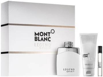 Mont Blanc Legend Spirit 3pcs Gift Set 207.5ml EDT