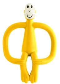 Matchstick Monkey Teething Toy 3m+ Yellow