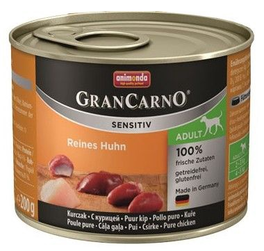 Animonda GranCarno Sensitiv Chicken 200g
