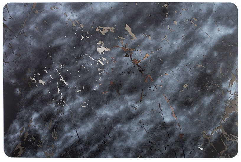 Home4you Marble 28x43cm Black Rock